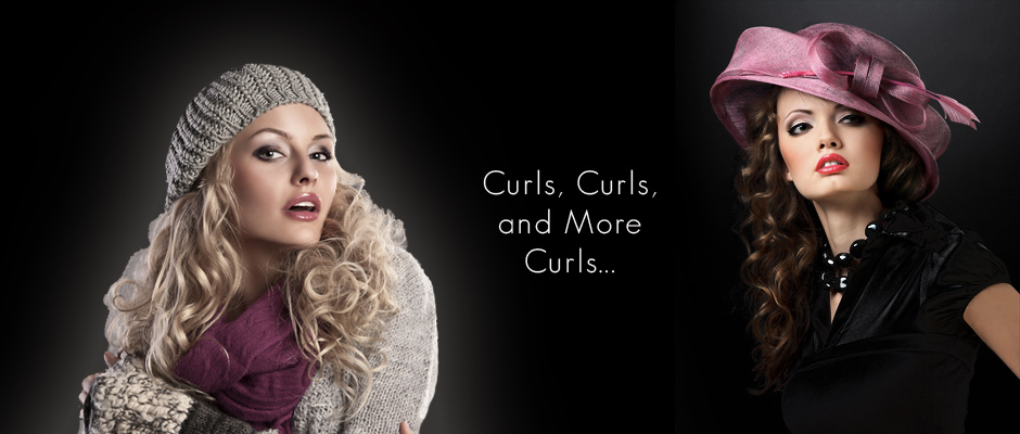 Curls, curls and more curls slide