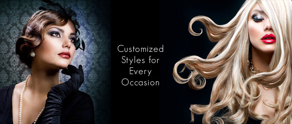 Customized Styles for every occasion slide